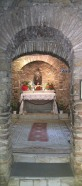 Chapel in the house of the Virgin Mary