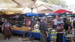 Colourful Market