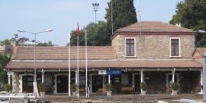 Selcuk Train Station