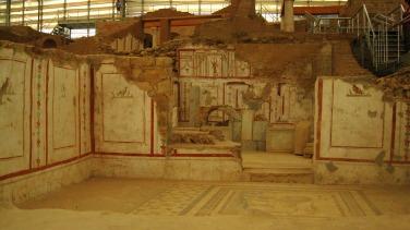 Ephesus houses