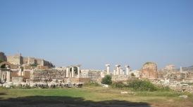 Ruins of St John's Church