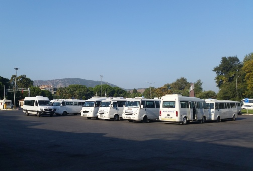 Selcuk Bus Station