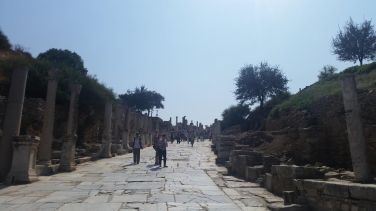 Ephesus paths