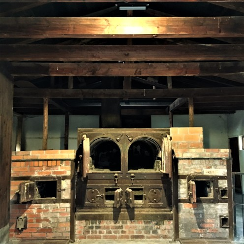 Cremation chamber