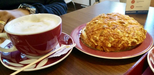 Favourite breakfast stop - Wimmer Bakery, Munich