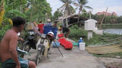 Prawn Farm, Cham Thanh