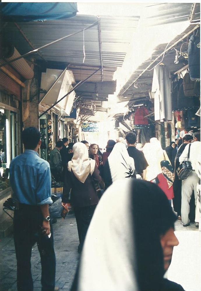 Damascus Souq Al-Hamediyah 2