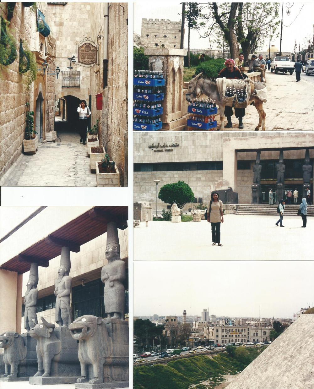 Scenes Aleppo