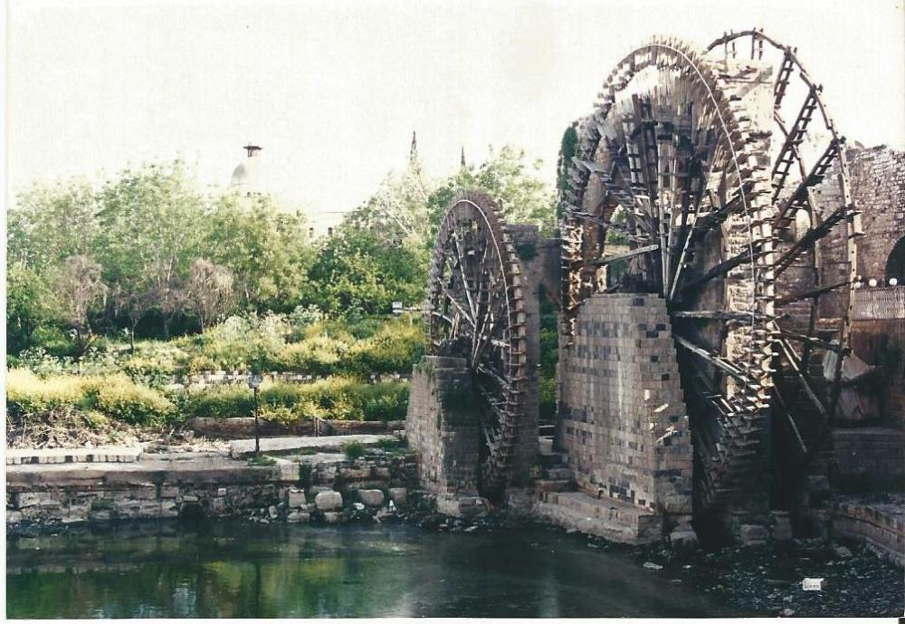 Water Wheels of Homs