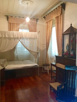 Bedroom of a Taipa home