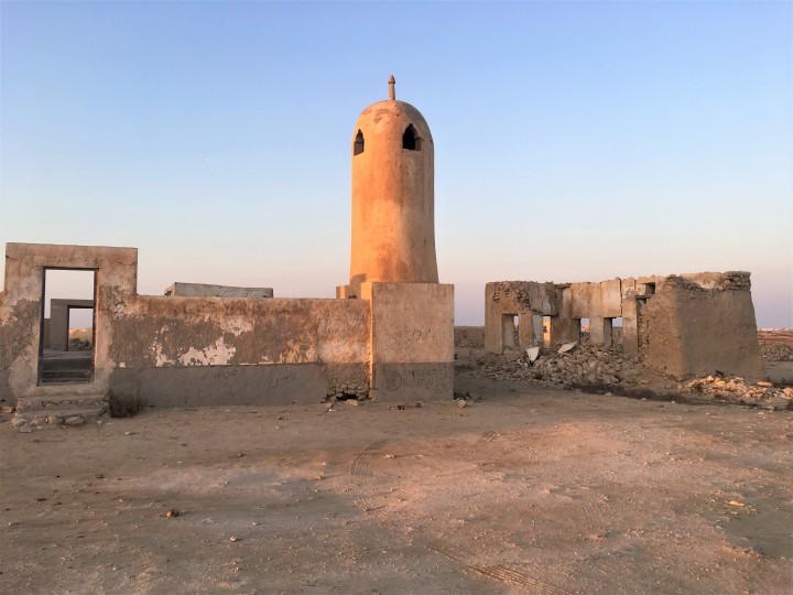 Ruins Al Jumail