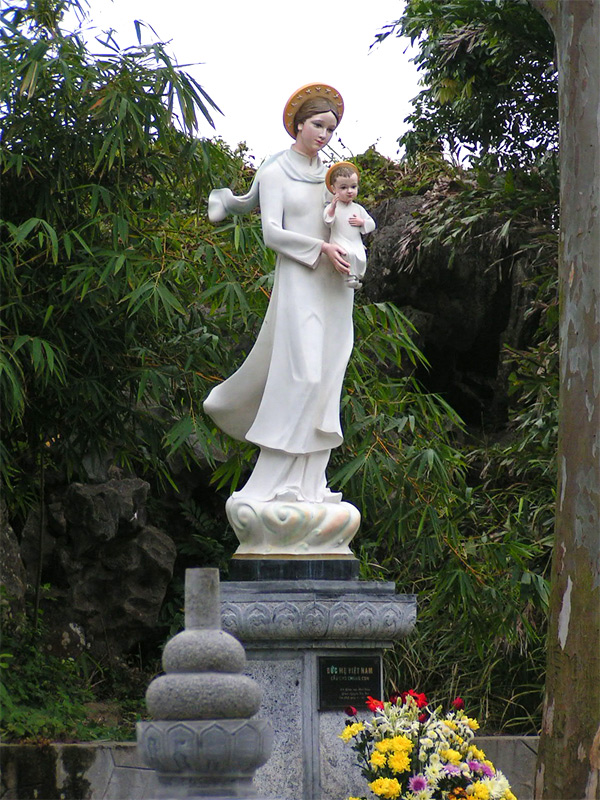 Our lady of Nha Trang Vietnam